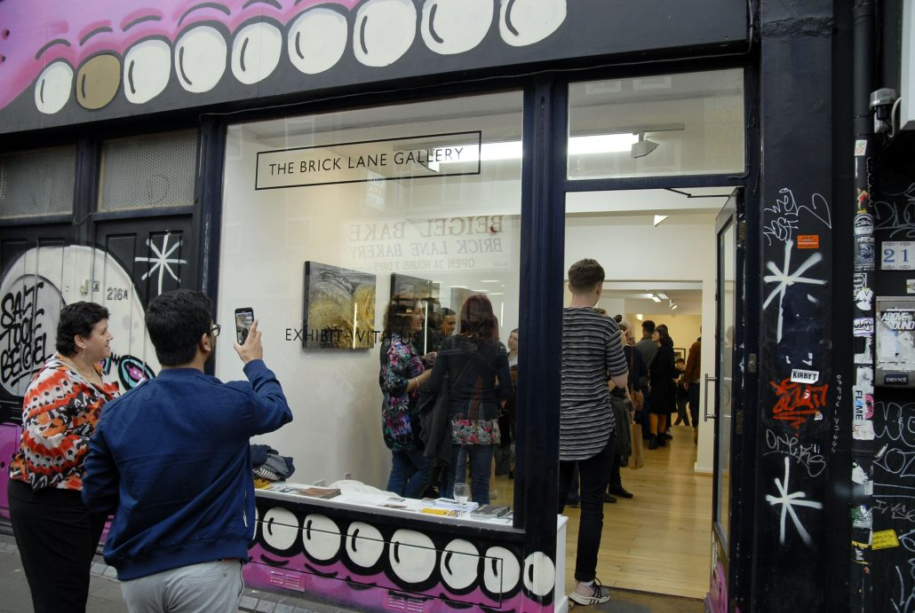 Photography now exhibition – The Brick Lane Gallery