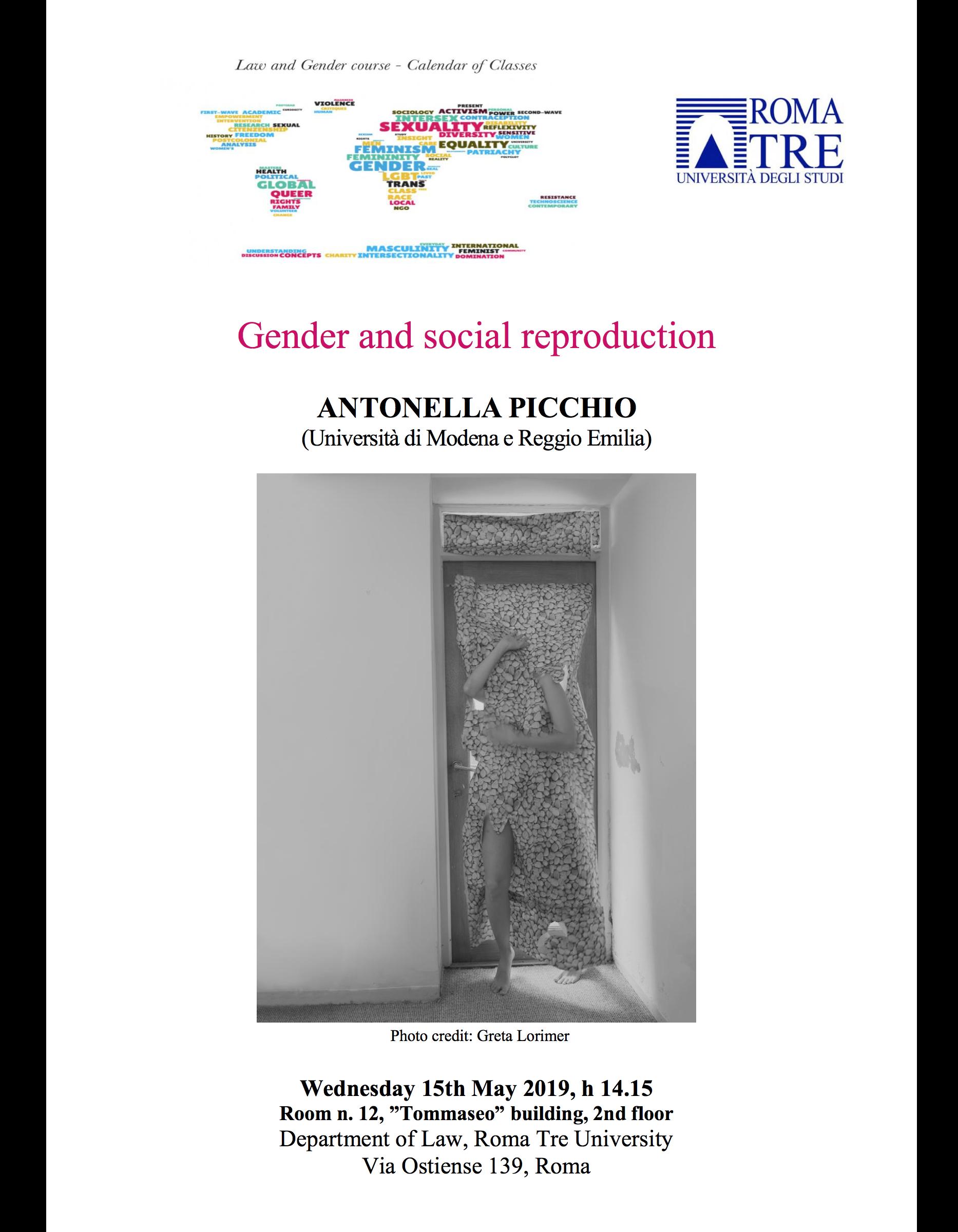 Conference – University Roma Tre
